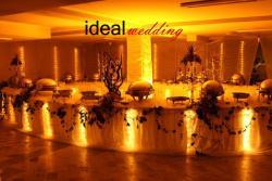 اجاره سالن برای مراسم عروسی ونامزدی با خدمات