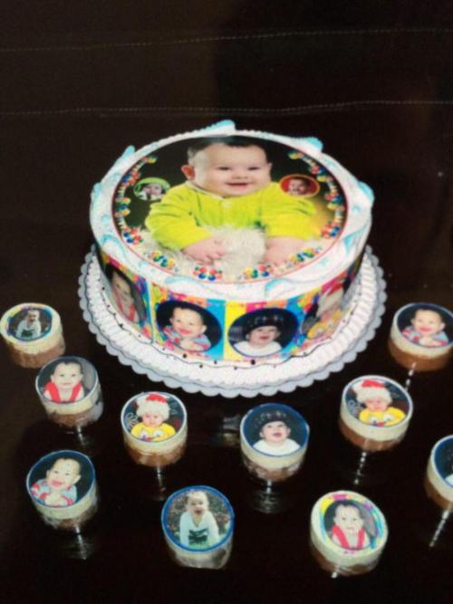کیک تصویری پارسیان