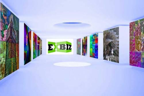 طراح حرفه ای غرفه نمایشگاه