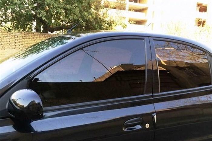 نصاب دودی شیشه خودرو