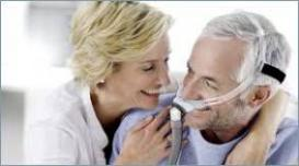 دستگاه کمک تنفسی سی پپ ، بایپپ ، ونتیلاتور