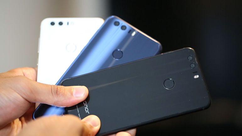 مشخصات و قیمت  هواوی آنر 8 – Huawei Honor 8