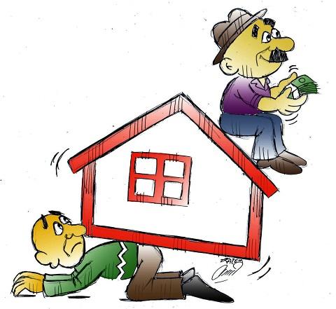 نحوه محاسبه اجاره خانه ؟