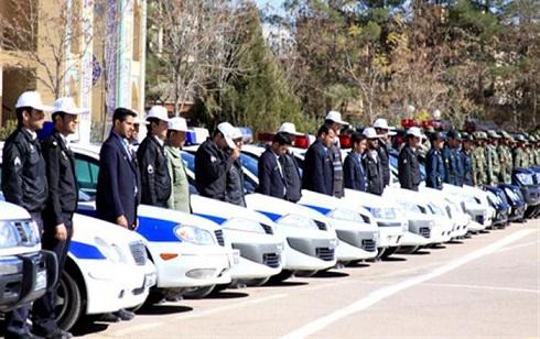 استخدام پلیس افتخاری راهنمایی و رانندگی در استان تهران