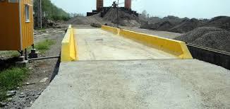 فروش و نصب باسكول هاي جاده اي بتن فلز پيش ساخته در انواع روي زمين و داخل گود