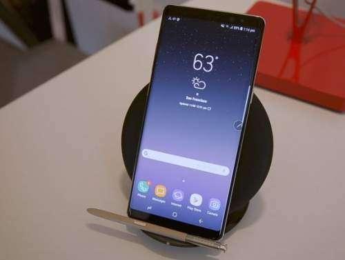 معرفی و مشخصات موبایل گلکسی نوت 8 سامسونگ با دوربین دوگانه