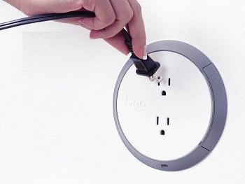وسایل برقی خاموش را از پریز برق بکشید !