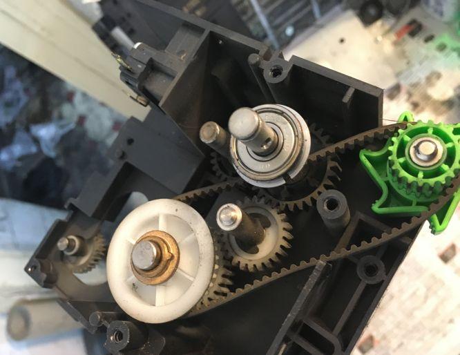 تعمیرات تخصصی دستگاه کپی شارپ