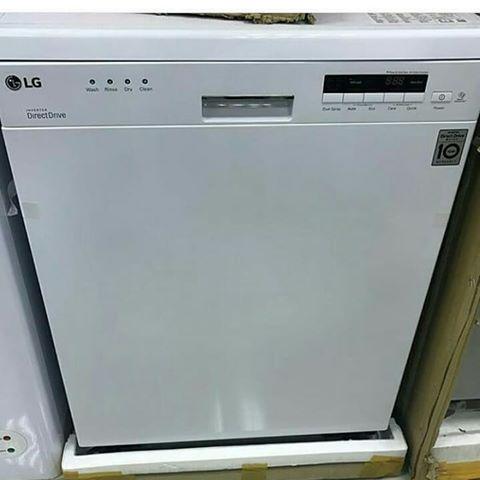 ماشین ظرفشویی ال جی۱۴نفره مدلD1452معادلDE14گلدیران
